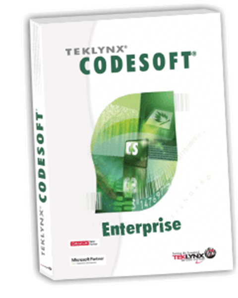 Picture of CODESOFT 2015 Enterprise standard