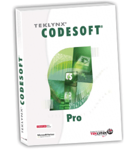 Picture of CODESOFT 2015 Pro 3THT