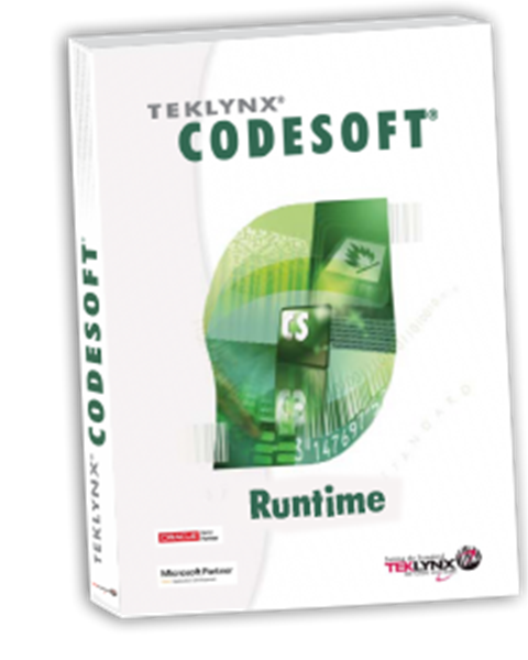 Picture of CODESOFT 2015 Runtime Standard