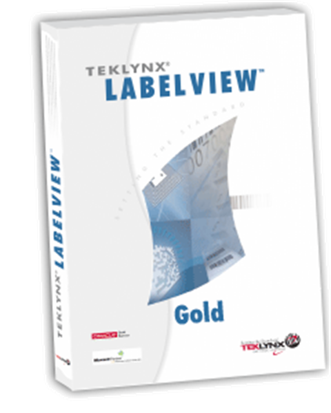 Picture of LABELVIEW 2015 Gold Standard